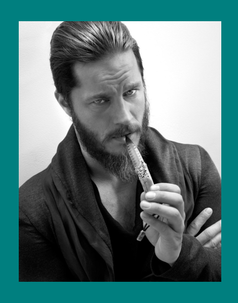 Travis Fimmel by Tony Duran for Flaunt Magazine
