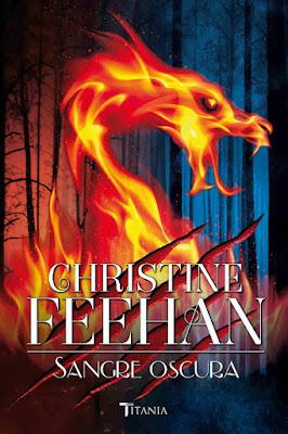LIBRO - Sangre Oscura Christine Feehan (Titania - 23 Noviembre 2015) NOVELA ROMANTICA | Edición papel & digital ebook kindle Comprar en Amazon España