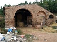 El paller de grans dimensions del mas Bussanya