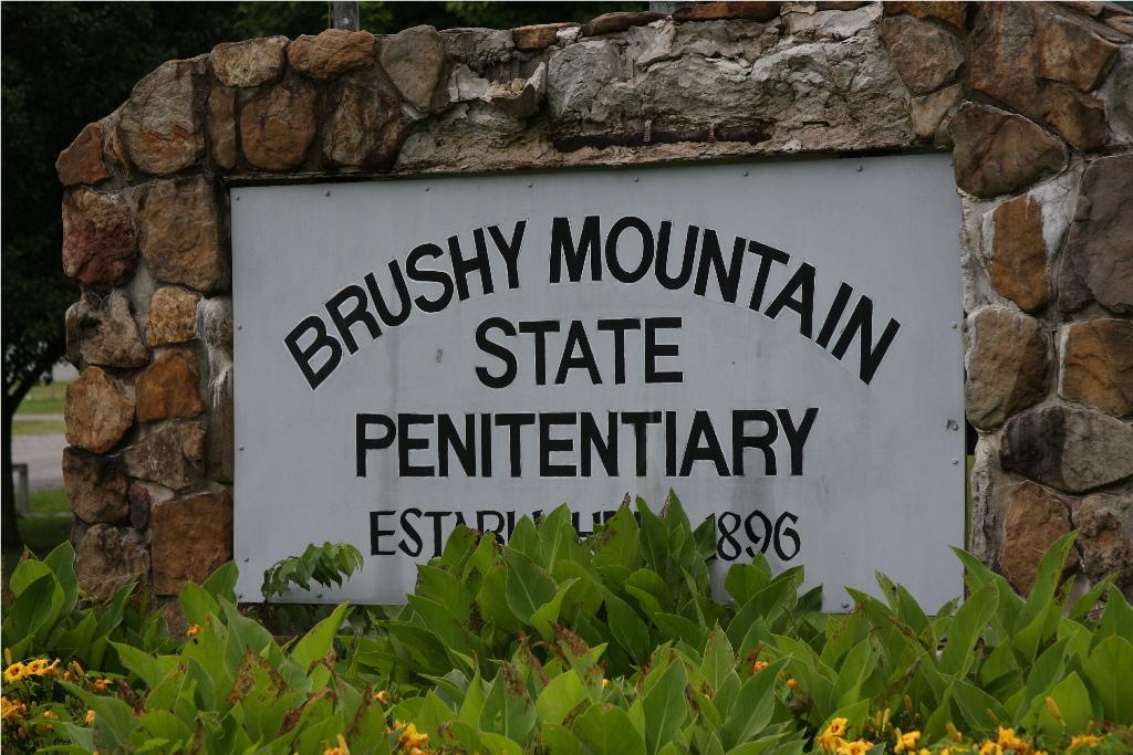 Brushy Mountain State Prison tn Brushy Mountain State