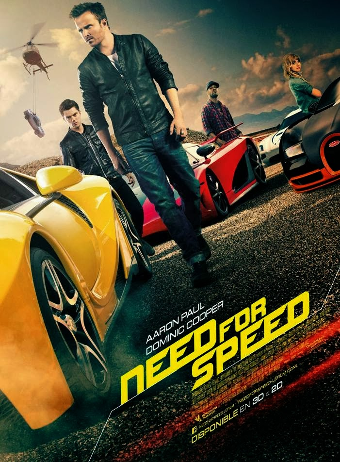 Need for Speed en film streaming