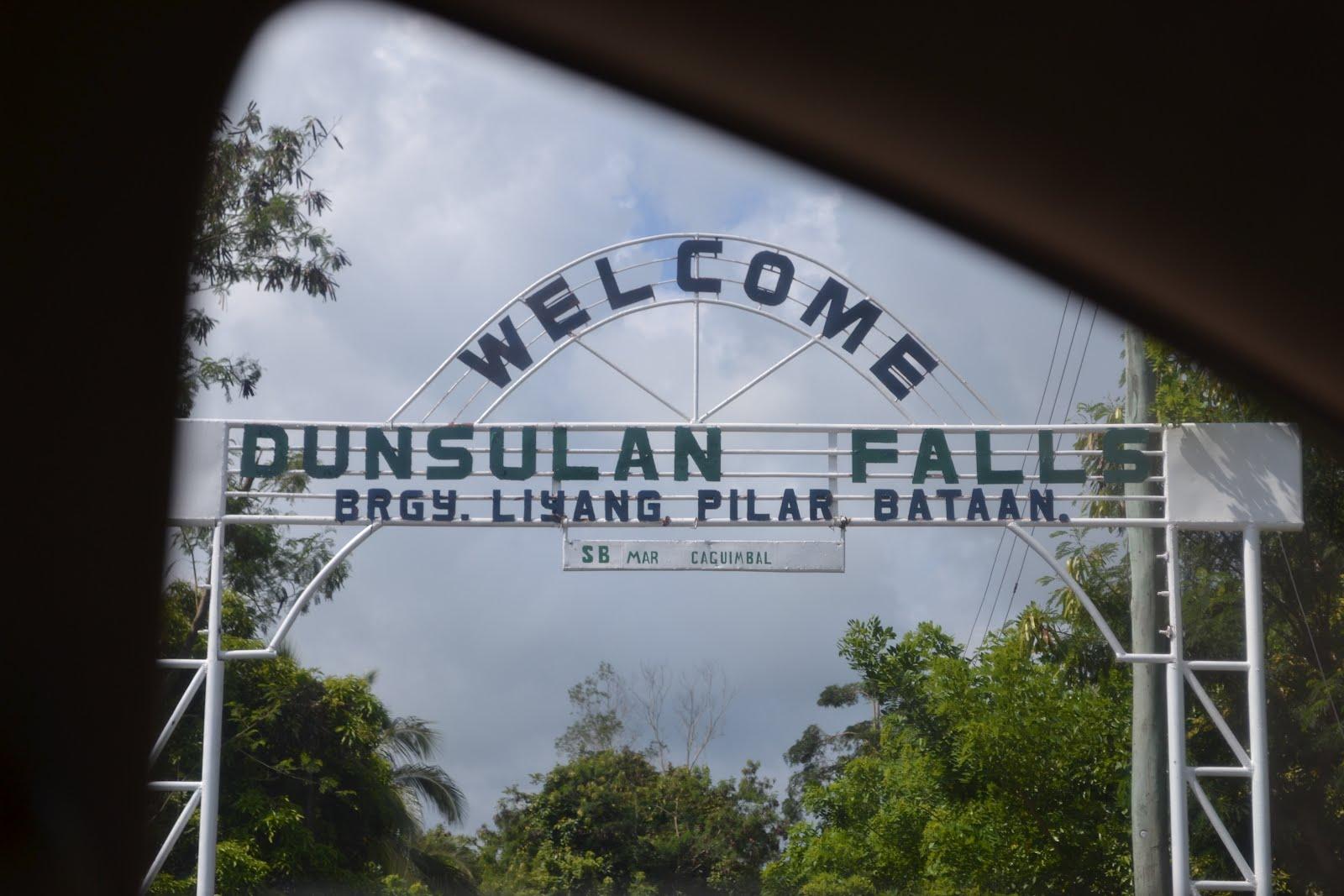 Dunsulan Falls