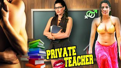 Private Teacher (2015) Hindi Hot Movie DVDRip 400MB Download