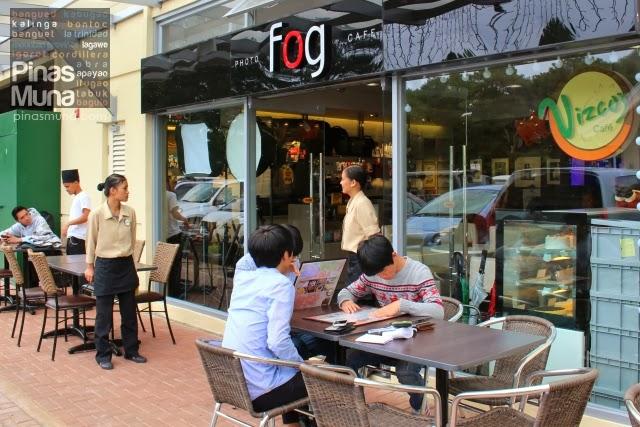 Vizco's Cafe Baguio Technohub