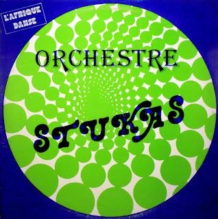 Orchestre Stukas - l\'Afrique Danse,african 360.131, 1979