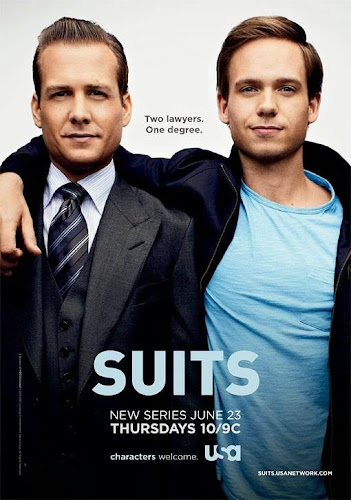 Suits Temporada 1 Completa Español Latino