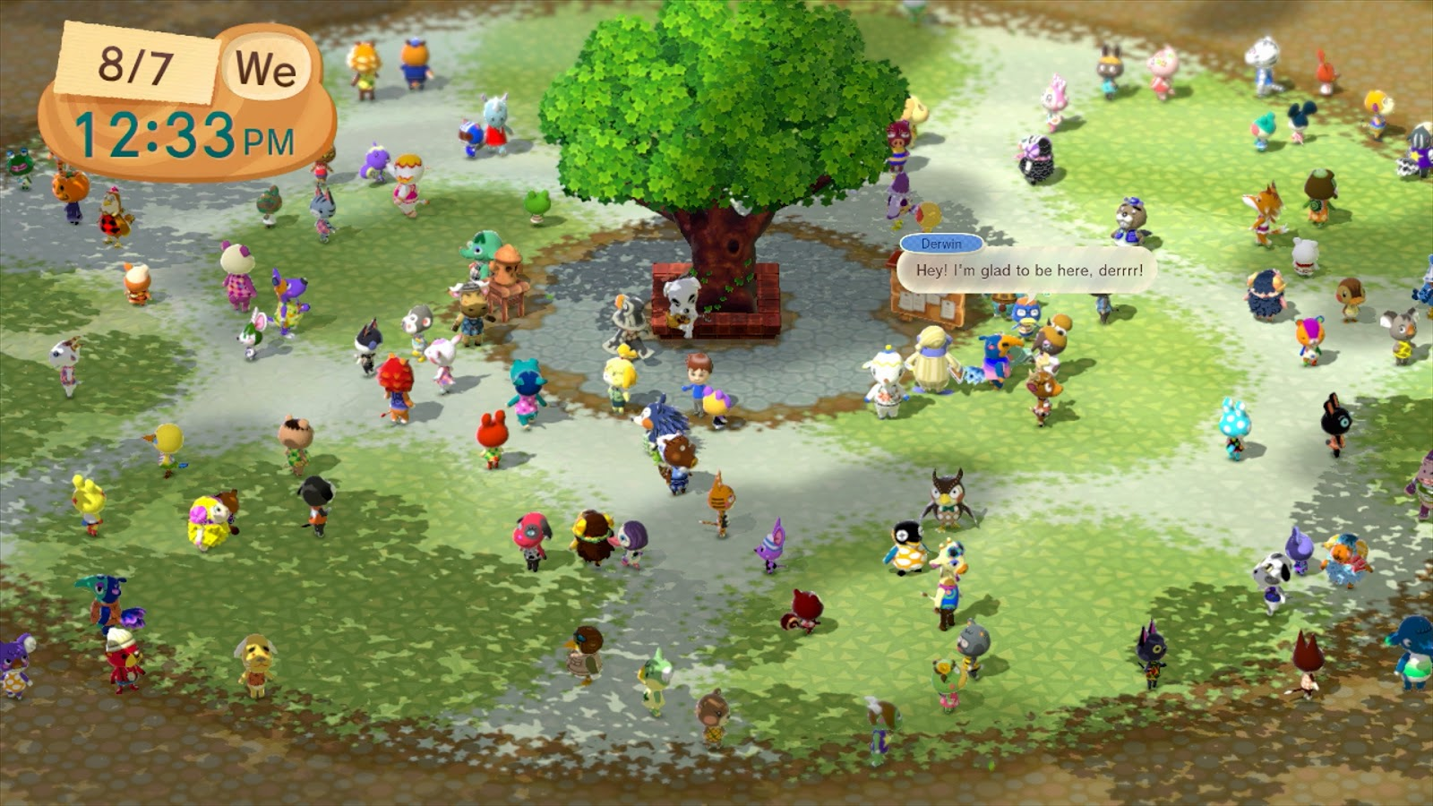 Animal crossing wii u at quando a nintendo vai resistir for Agrandissement maison animal crossing wii