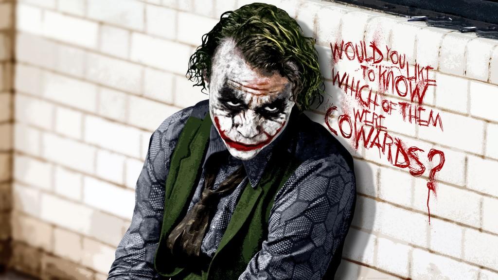 joker heath ledger wallpaper - photo #7