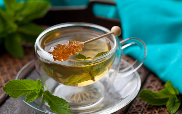 Healty Green Tea