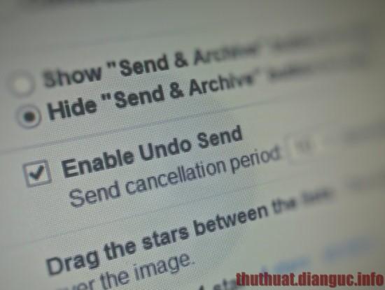 Gmail chính thức có thêm tính năng lấy lại email đã gửi