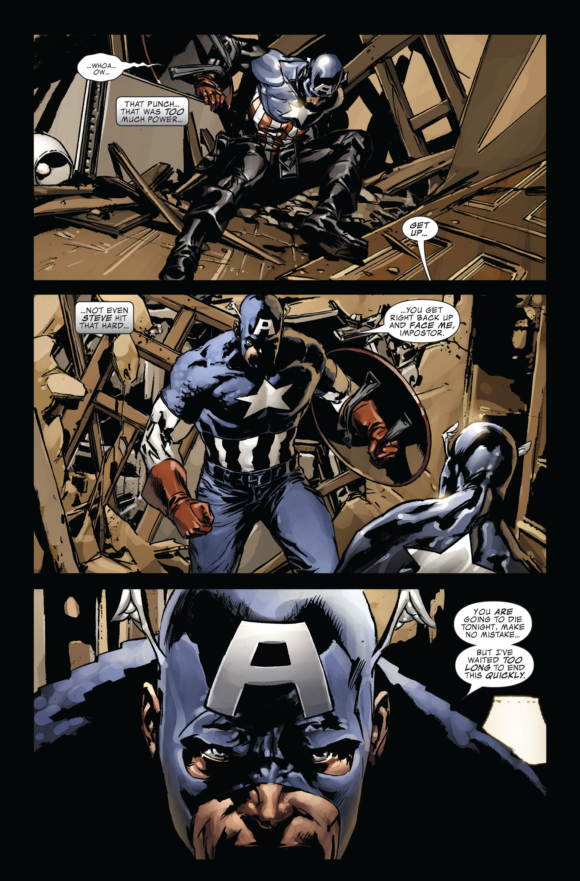 Captain America (2005) Issue #39 #39 - English 24