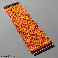схемы для бисероплетения узоры для ткачества бисером