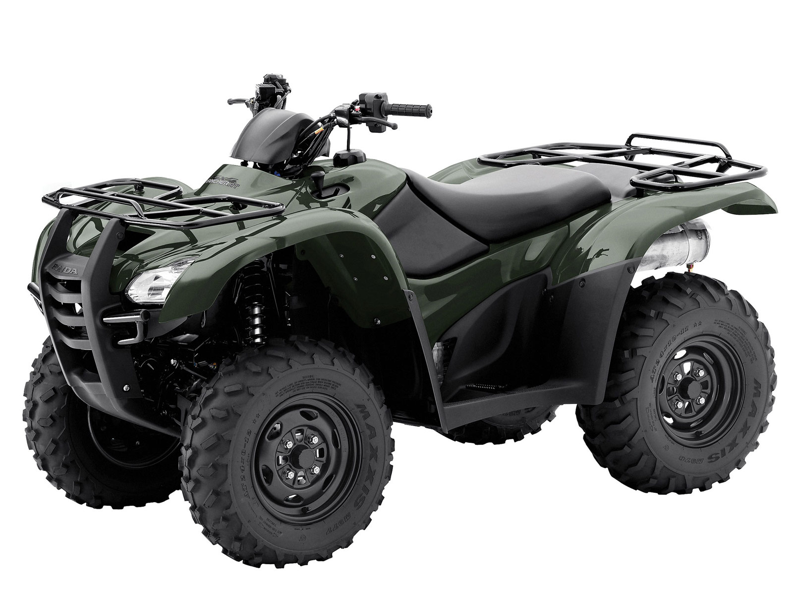 2013 Honda FourTrax Rancher AT TRX420FA pictures and specs