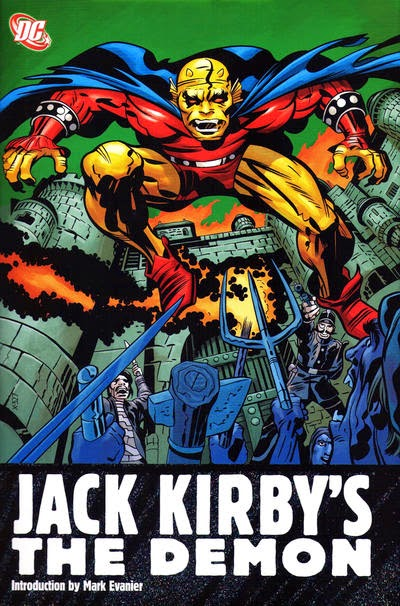 JACK KIRBY'S The DEMON