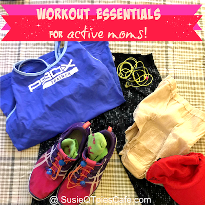 workout clothes for active moms