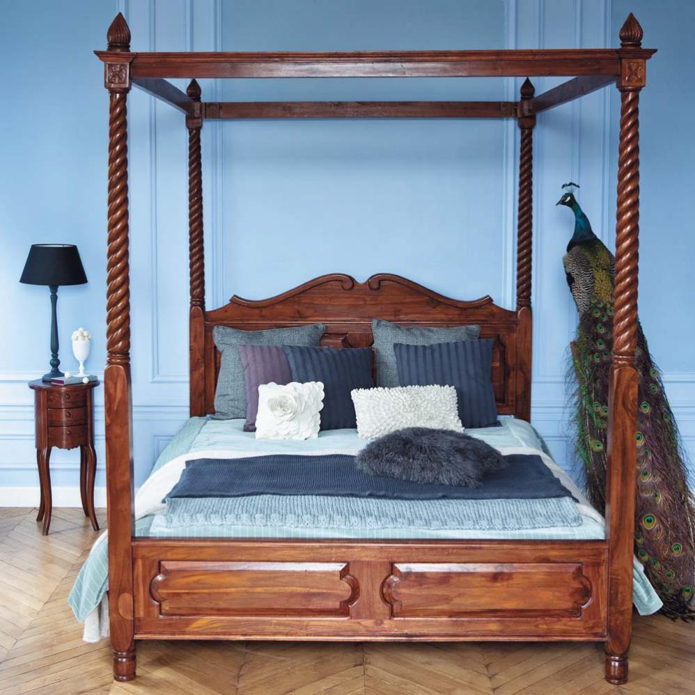 Byelisabethnl Interior Canopy Beds Colonial Style 2