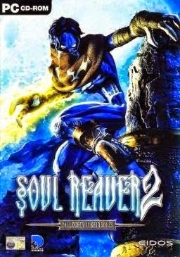 Legacy Kain Soul Reaver 2 Game