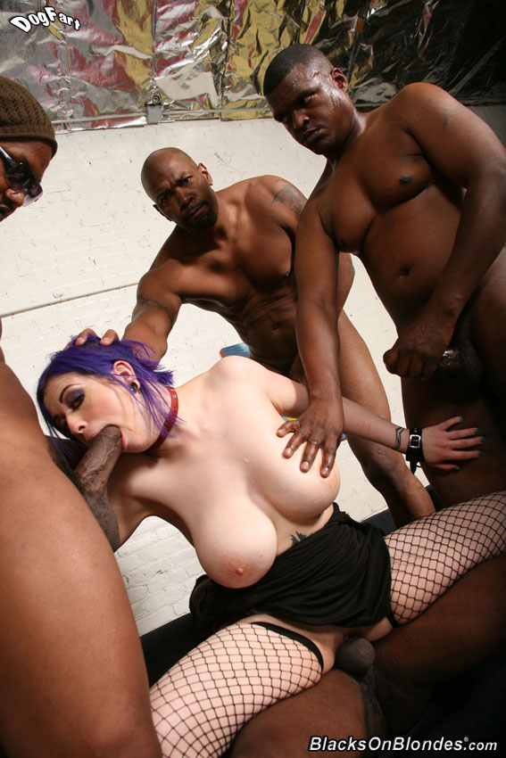 Pimping wife for gangbang
