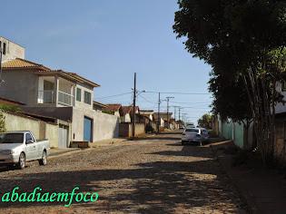 """Rua do Bairro """"Trevo"""""""
