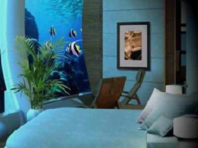 Juegos de Escape Escape From Poseidon Undersea Resort