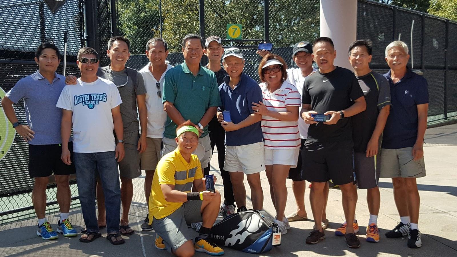 Hội quần vợt Austin