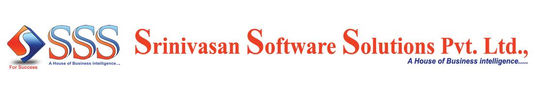 Srinivasan Software Solutions