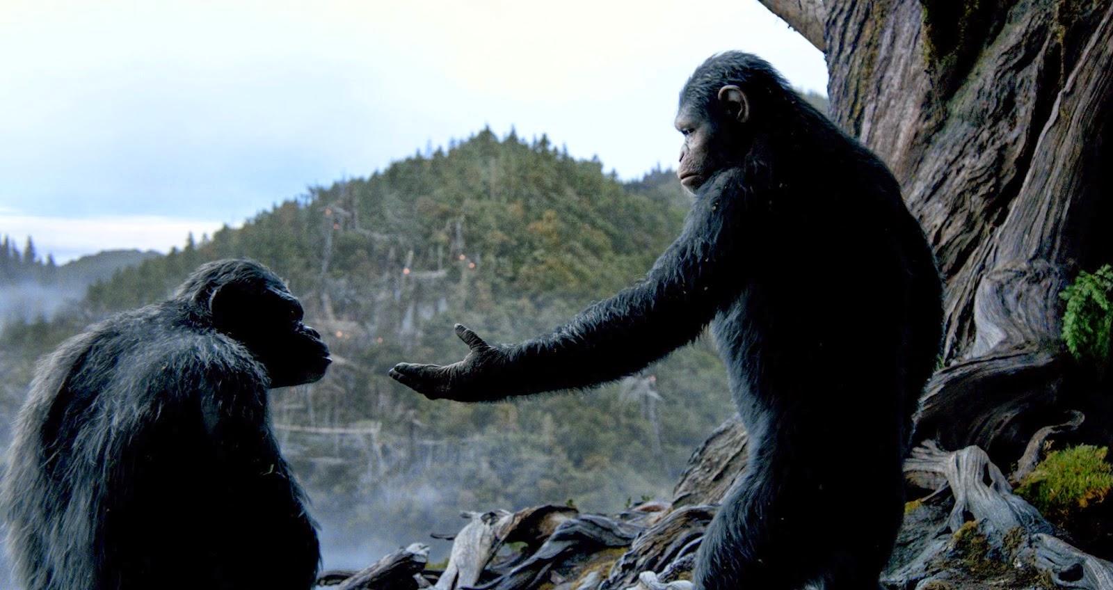 Úsvit Planety opic (režie Matt Reeves)