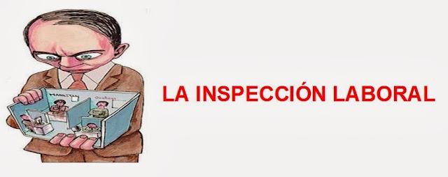 La inspección laboral