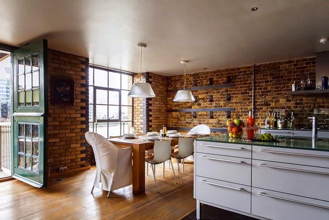 Estilo rustico apartamento tipo loft en estilo rustico - Apartamento tipo loft ...