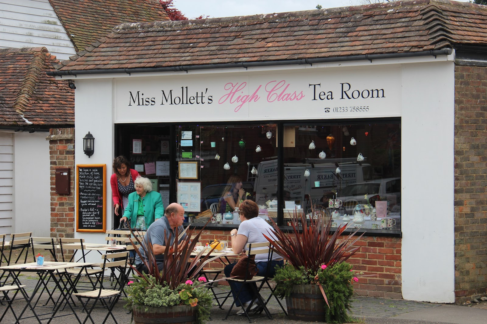 Appledore Kent Tea Room