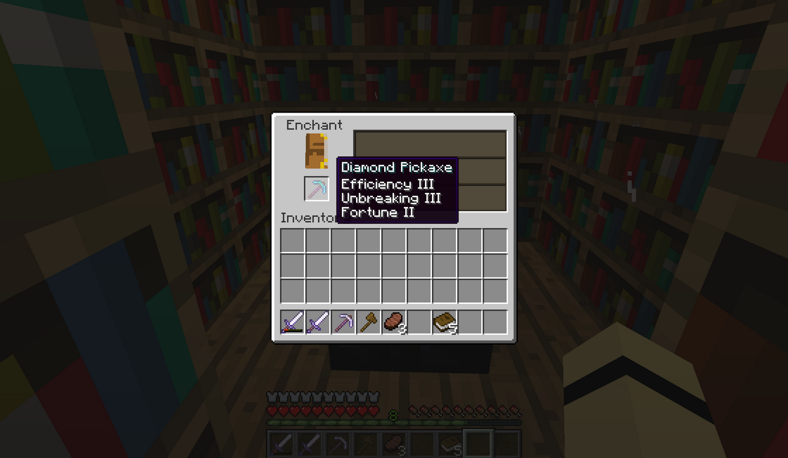 Marvelous photograph of Minecraft How To: How to get Enchantment Level 50 with #7D6141 color and 1600x931 pixels