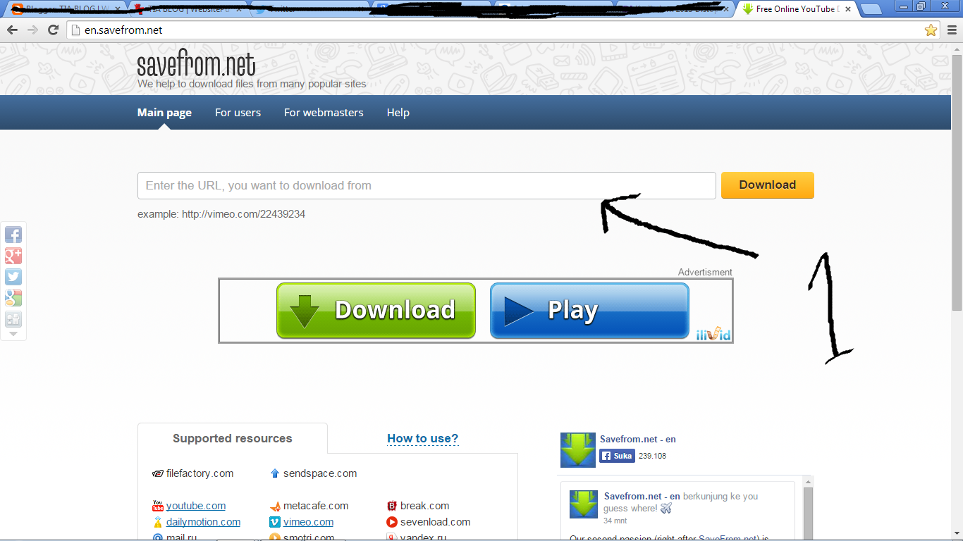 Cara Download Youtube Agar Jadi Mp3