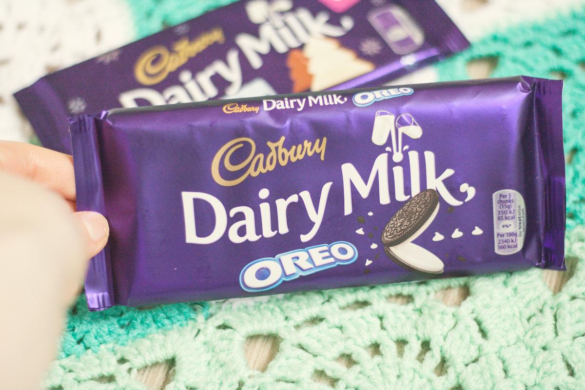 Oreo Dairy Milk Chocolate