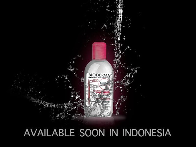 bioderma indonesia, sensibio h20, guardian indonesia, bioderma 250ml, bioderma 100ml