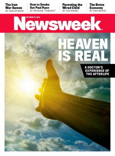 newsweek on afterlife by harvard neuroscientist