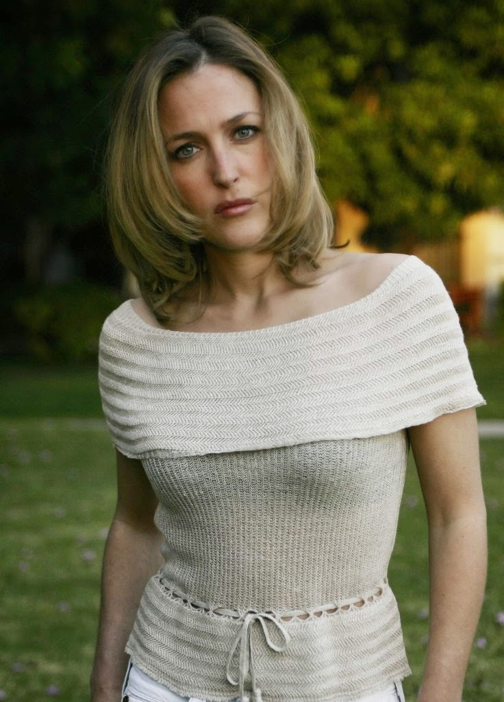 Gillian Anderson Nude Photos 84