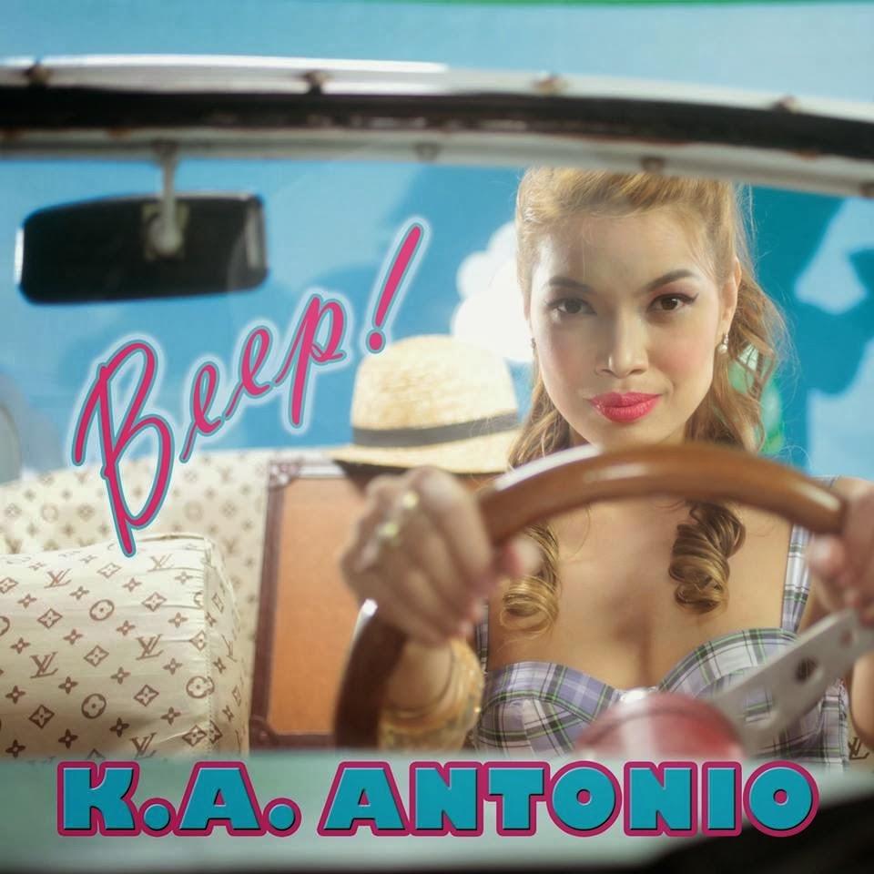 Beep, Beep lyrics, Beep video, By, K.A. Antonio, Hits, Latest OPM Songs, Lyrics, MP3, Music Video, OPM, OPM Song, Original Pinoy Music, Top 10 OPM, Top10,