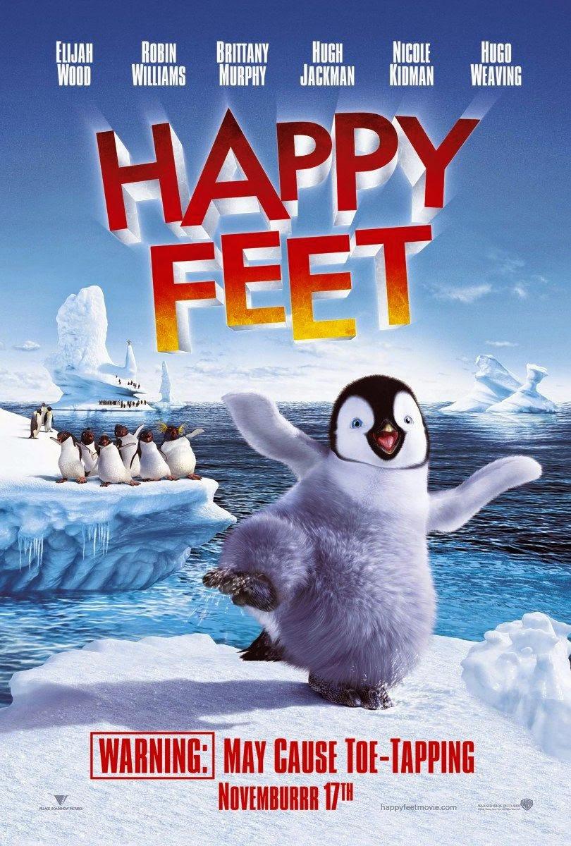 Imagens Happy Feet: O Pinguim Torrent Dublado 1080p 720p BluRay Download