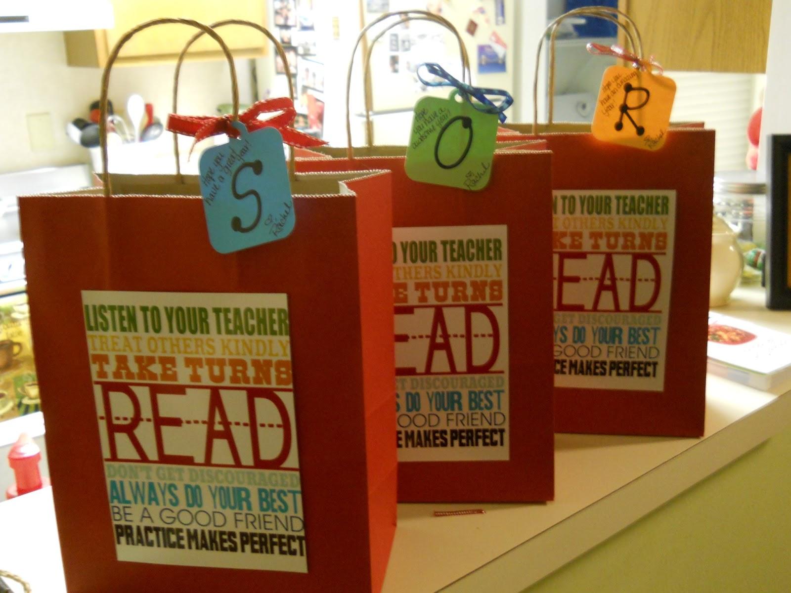 Classroom Decor Gifts : Teacher gift ideas classroom decor crafts rachel a