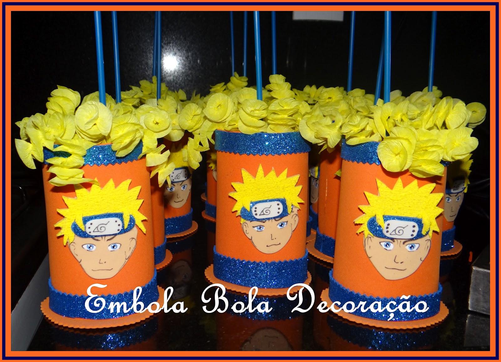 decoracao festa naruto:FESTA NARUTO (EDUARDO) 30/06/2012