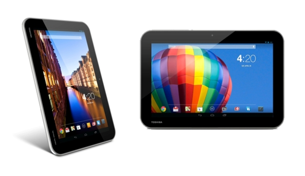 New!! Three Variants Toshiba Excite Tablet