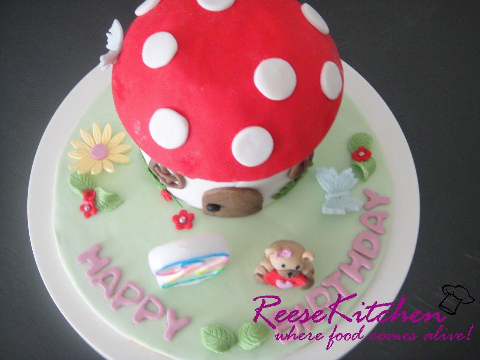 ReeseKitchen Birthday CakeS