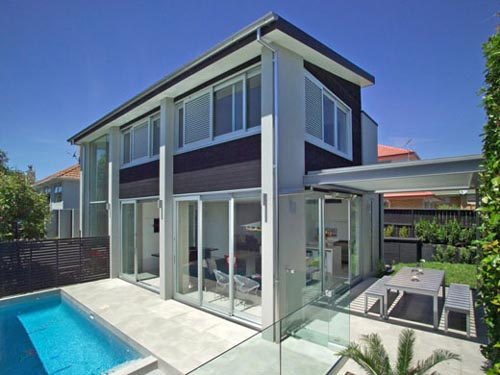 Modern house minimalist design 2013 modern minimalist for Minimalist house type 36