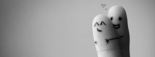 Hugging Fingers