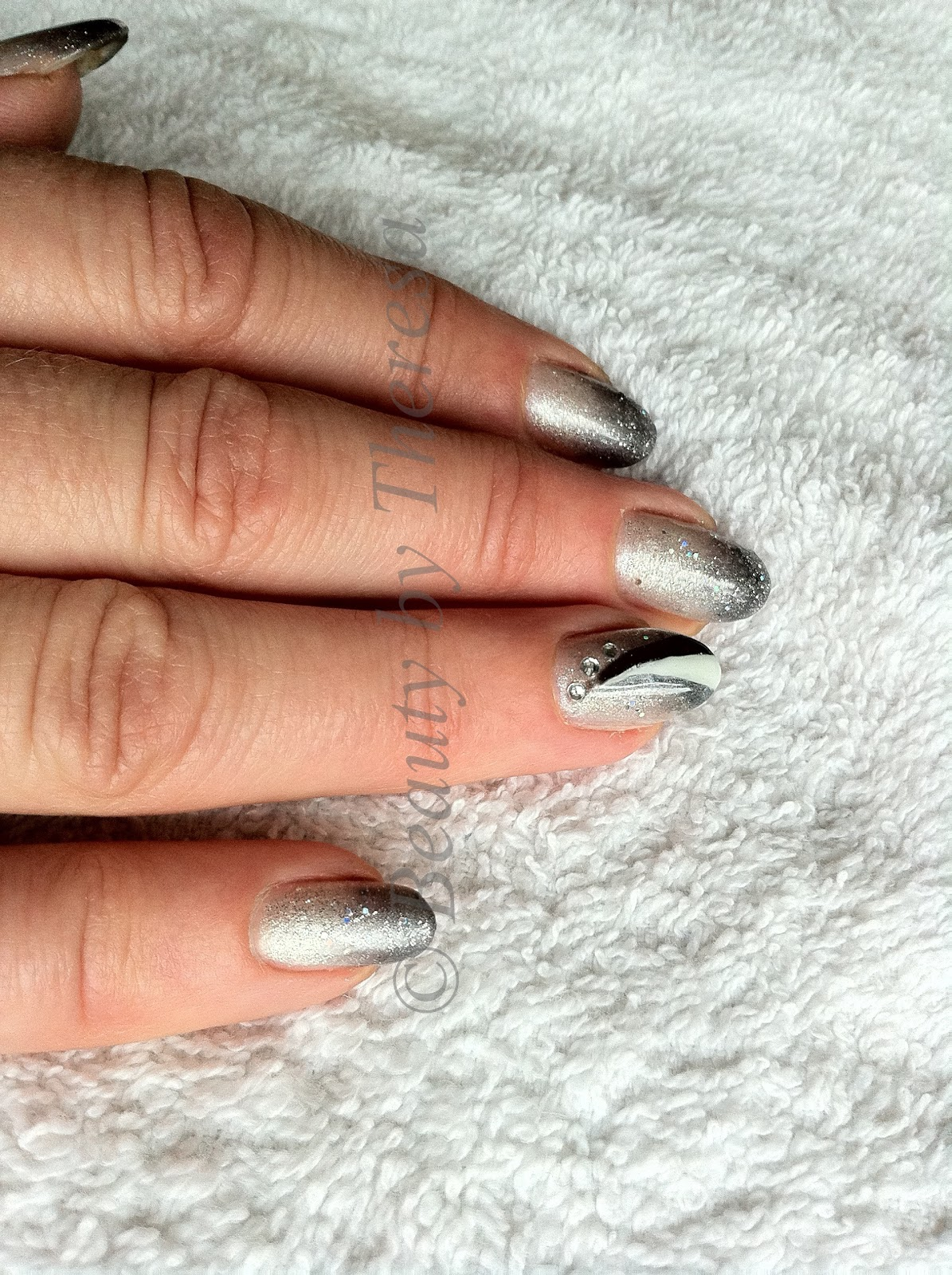 Theresa Bloor Beauty By Theresa Nail Design Of The Day Gelish