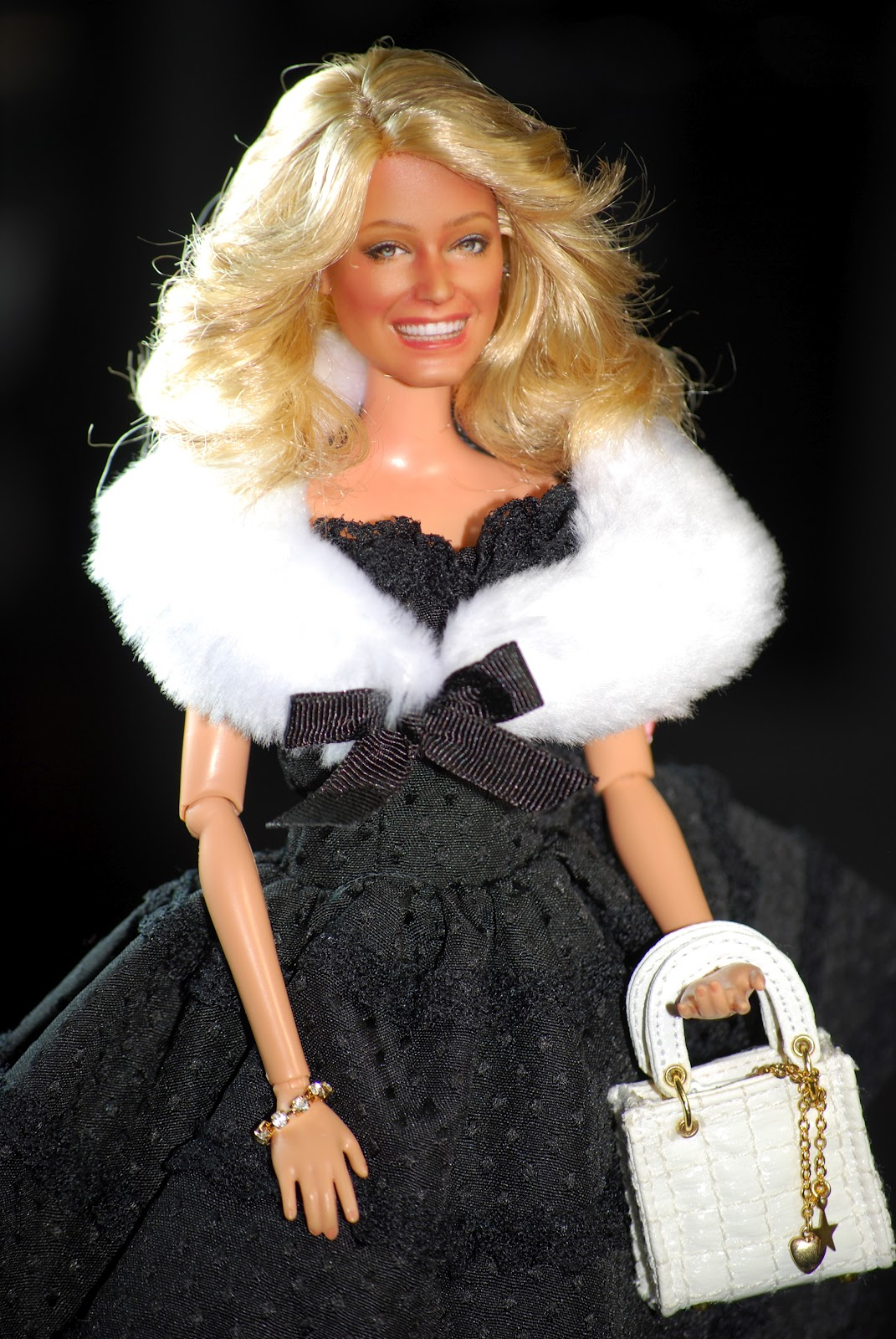my farrah: Have you ordered your Farrah Fawcett Doll yet?