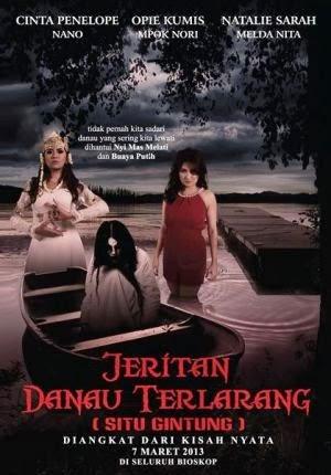Film Horor Indonesia Jeritan Danau Terlarang