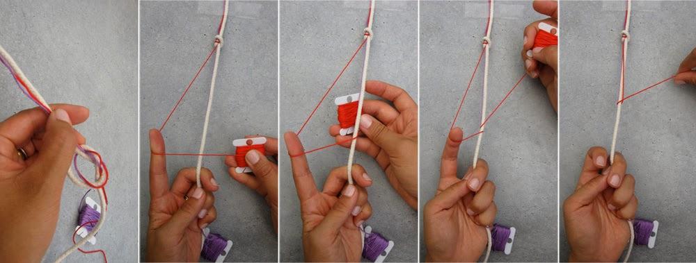 Как скрутить верёвку своими руками 29