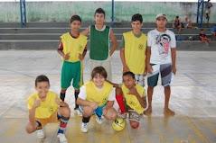 SÃO VICENTE - INFANTIL 2012