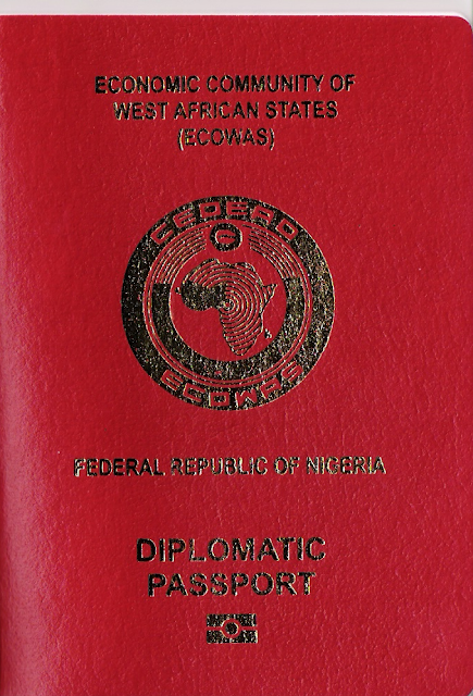 Nigeria  public officers to surrender official and diplomatic passports
